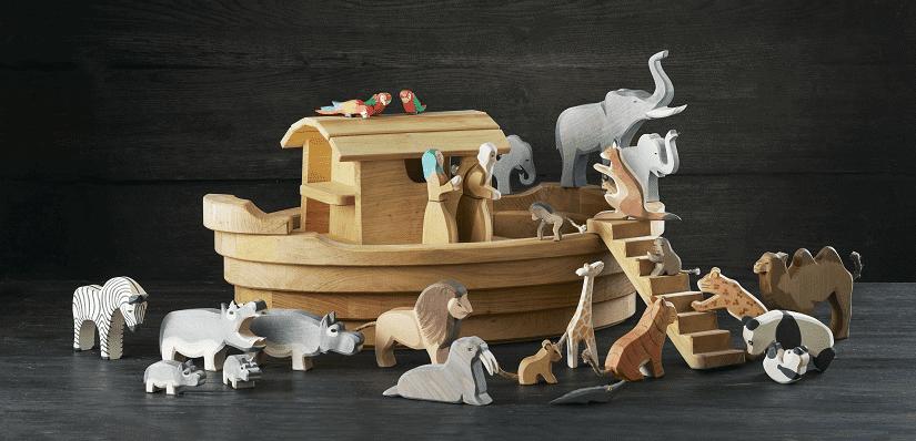 Noahs ark PNG lille