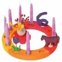 Fødselsdag, Bivokslys og Stager