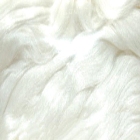 mulberrysilke hvid