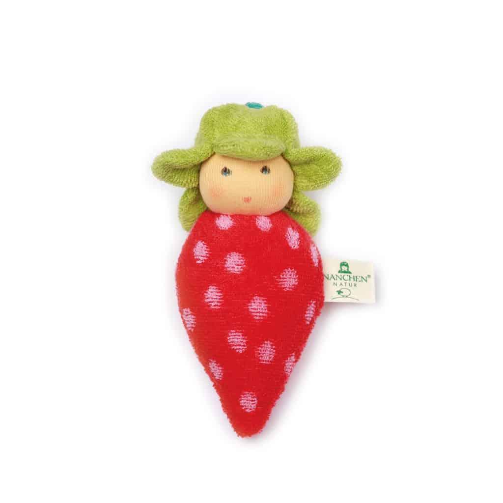 jordbærdukke nanchen