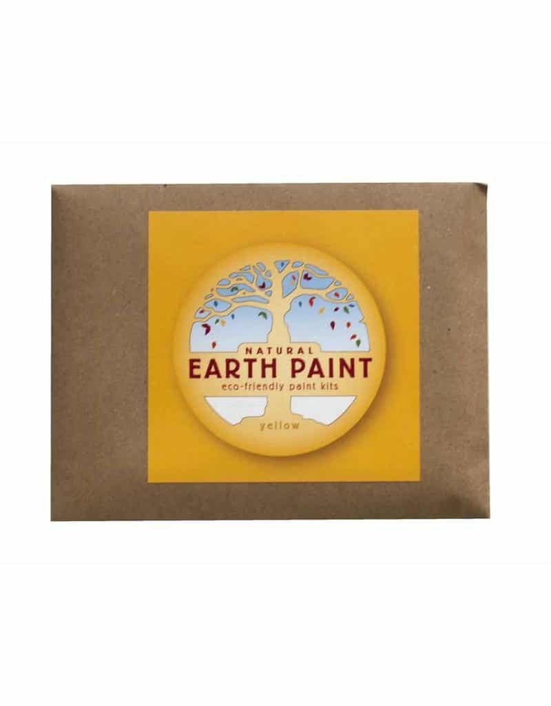 Earth Paint maling - gul