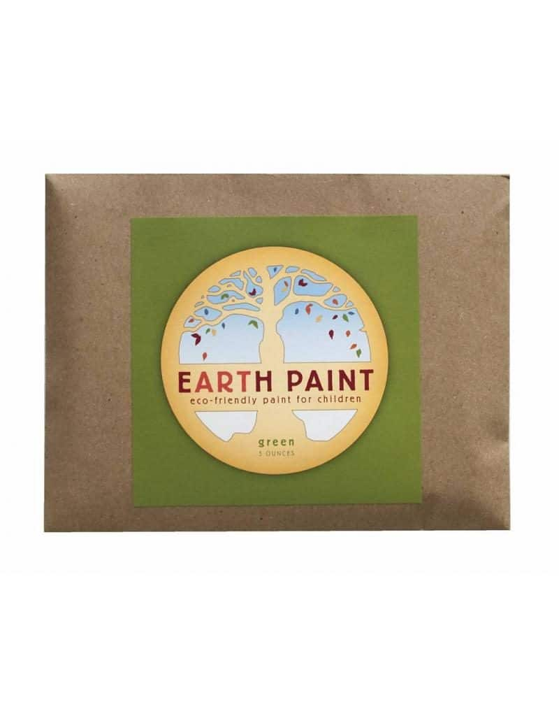 Earth Paint maling - grøn