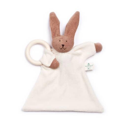 Nanchen - sutteklud med ahornring - kanin