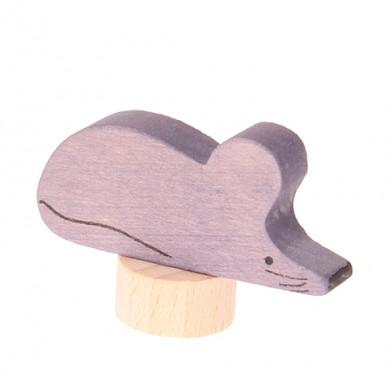 Dekorativ figur - mus