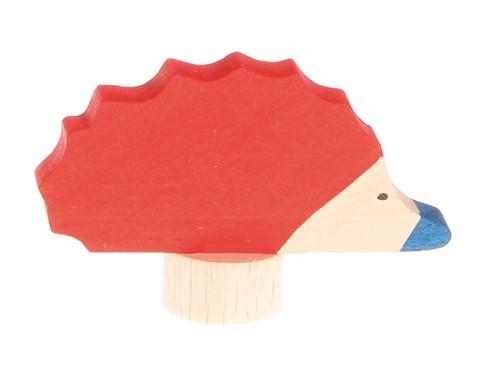 Dekorativ figur - pindsvin