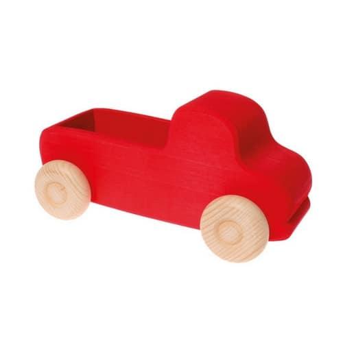 Stor lastbil - Rød