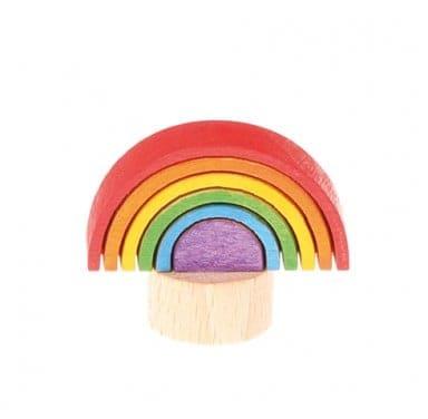 Dekorativ figur - regnbue