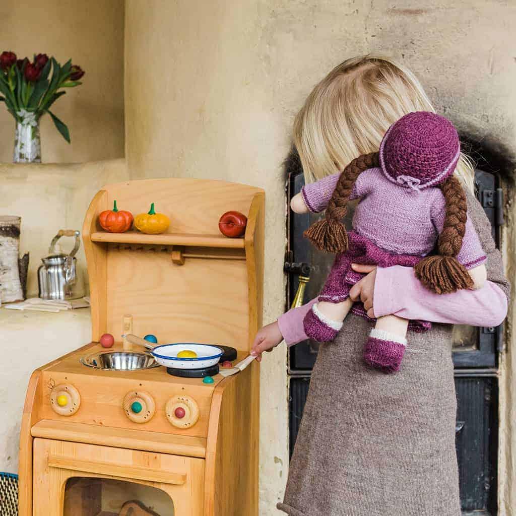 Køkkener Legemad